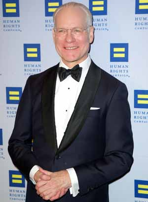Tim Gunn at the Human Rights Campaign