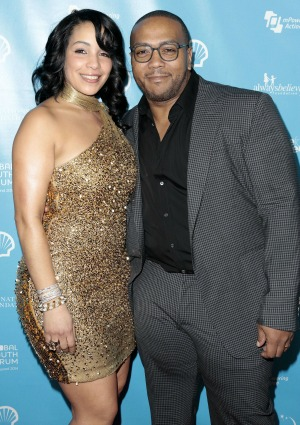 Timbaland's wife files for divorce