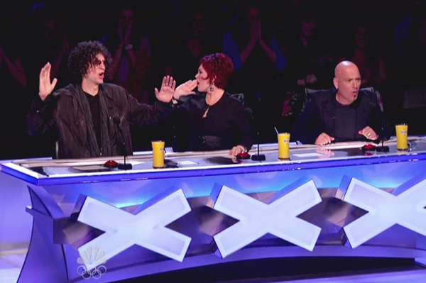 America's Got Talent Judges Argue Over Contestant