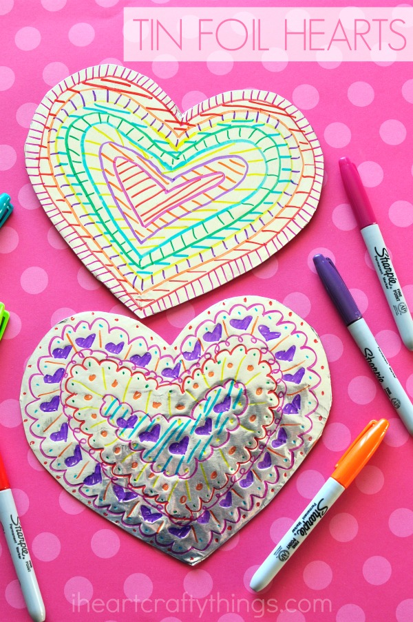 15 Heart Themed Kids Crafts For Valentine S Day Sheknows