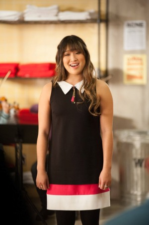 Tina sings to Blaine