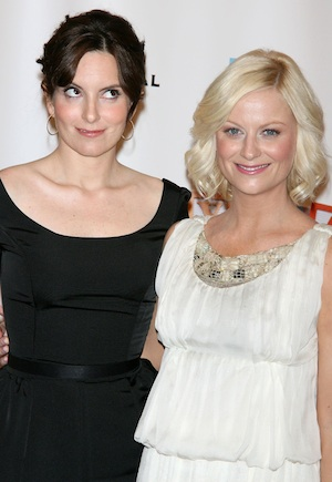 Tina Fey and Amy Poehler together