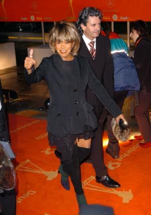 Tina Turner Erwin Bach