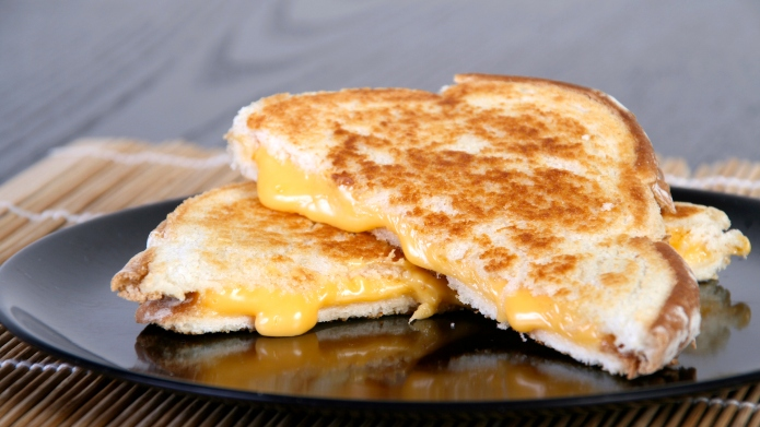 Make the perfect grilled cheese in