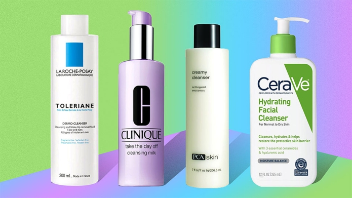 Cream Cleansers for Summer Skin