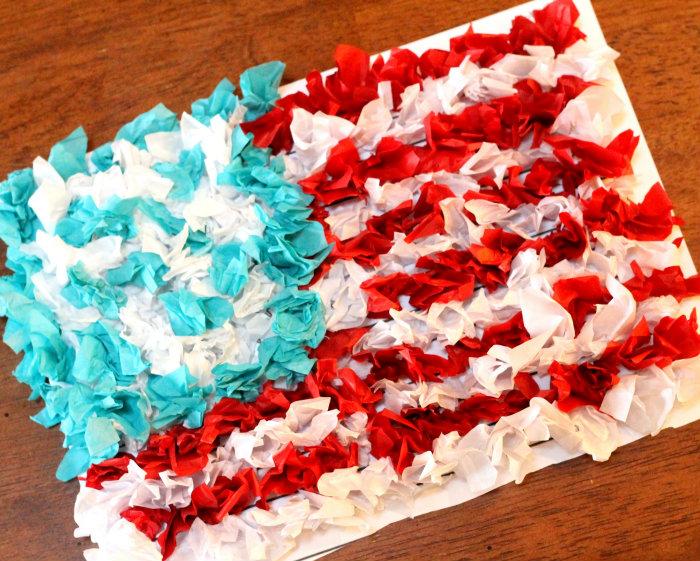 Tissue flags | Sheknows.com