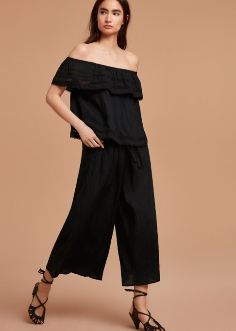 Wide Leg Pants Are Making a Comeback: Wilfred Nanterre Pant | Summer Style 2017