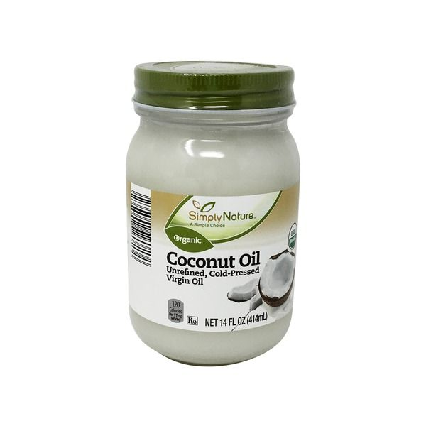 Organic coconut oil is hard to find elsewhere at this price