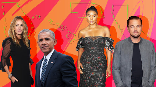 The Most Famous Celebrity From Every