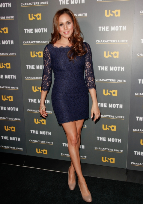 "Meghan Markle's Most Fashionable Outfits | Attending the USA Network and The Moth presentation of ""A More Perfect Union: Stories Of Prejudice And Power"""