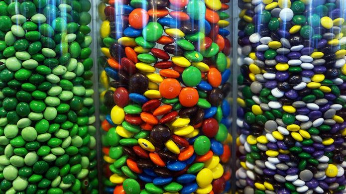 The New M&M's Flavor Could Mean