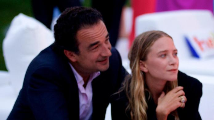 Did Mary-Kate Olsen, Olivier Sarkozy have