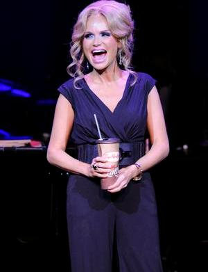 Kristin Chenoweth released from hospital