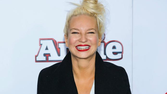 Sia reacted perfectly to 'Elastic Heart'