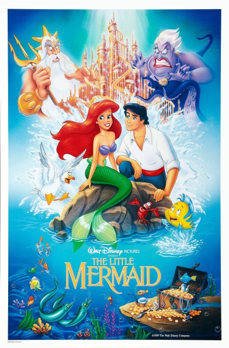 15 kids movies that send a terrible message: The Little Mermaid