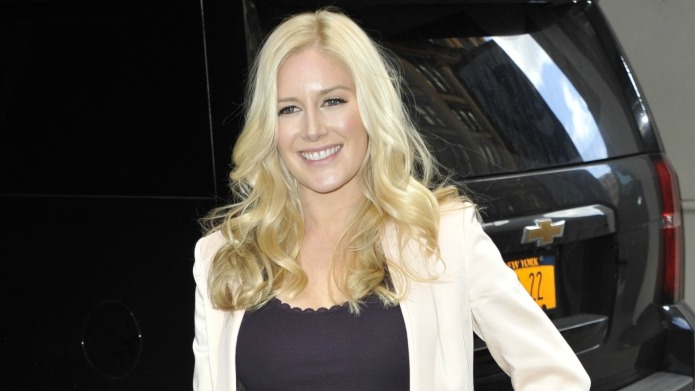 Heidi Montag's public 'apology' to Lauren