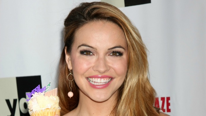 'Y&R' newcomer Chrishell Stause is more