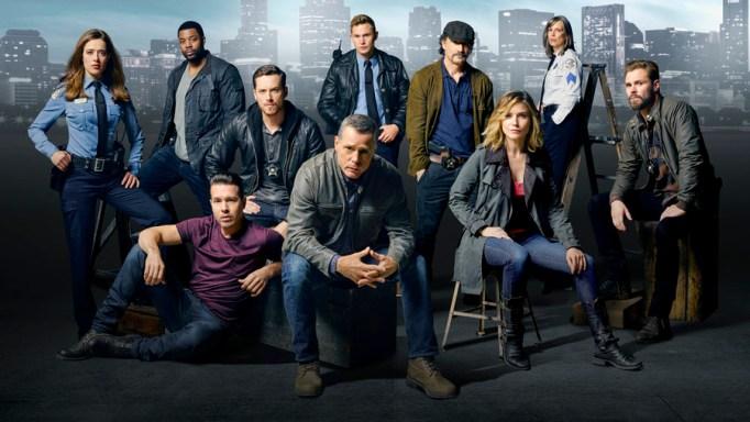 Chicago P.D. cast