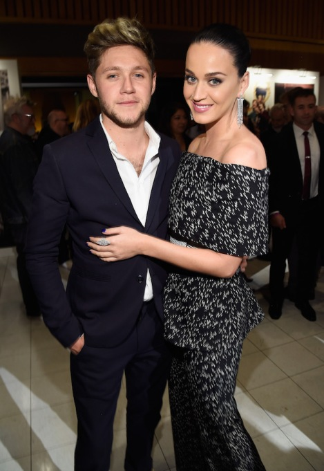 Niall Horan & Katy Perry