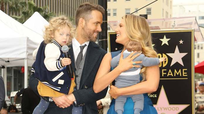 Blake Lively and Ryan Reynolds officially