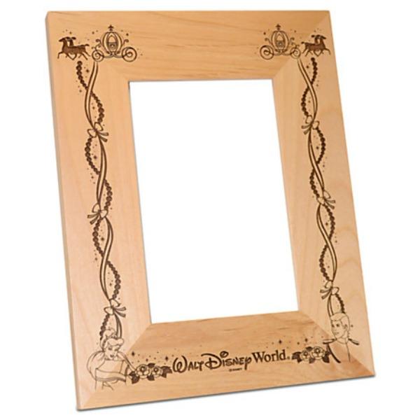 Cinderella-wedding-frame