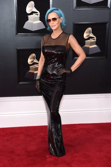 Grammy Awards Best Dressed: Jenny McCarthy