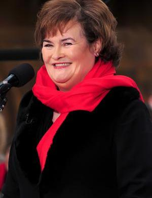Susan Boyle fires back at Ricky