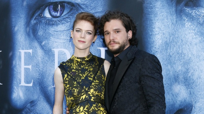 Celebs who could be engaged soon: Kit Harington & Rose Leslie
