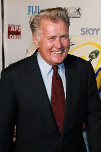 Martin Sheen and Sally Field join