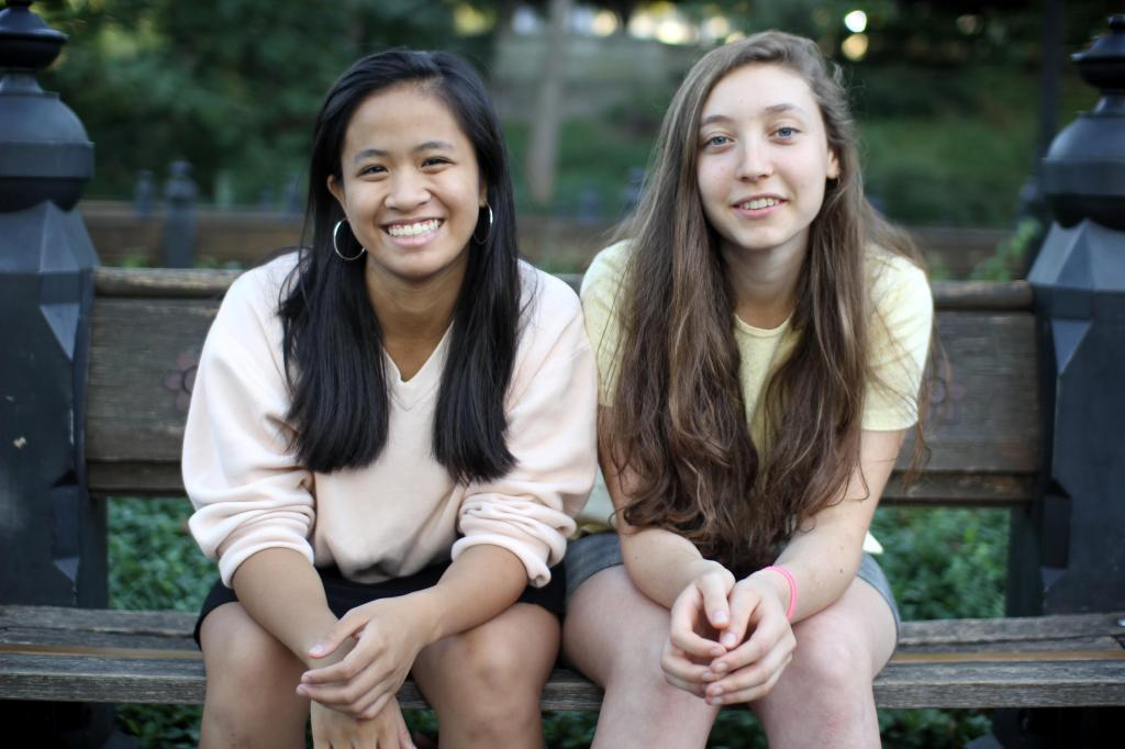 Meet the amazing young women who created a tampon video