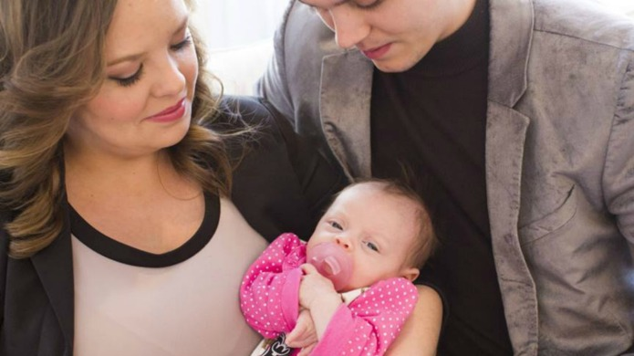 Teen Mom's Catelynn Lowell's daughters helped