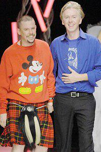 Coroner confirms Alexander McQueen suicide