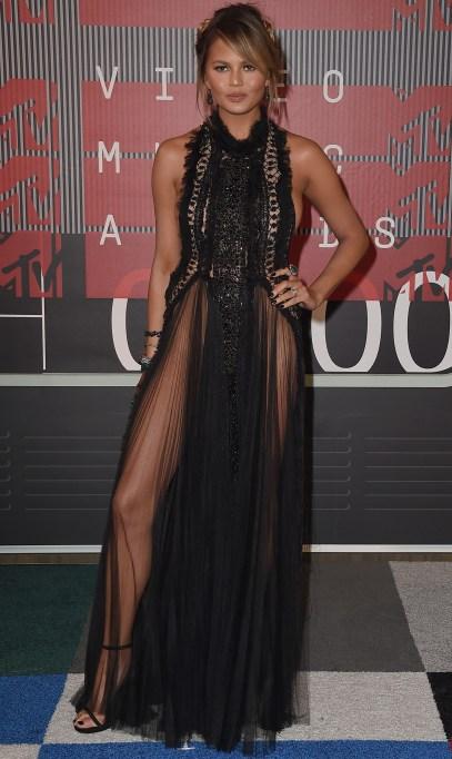 Chrissy Teigen VMAs