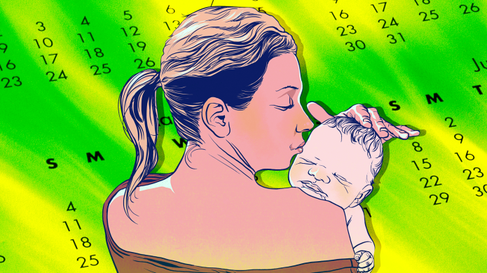 Your Month-by-Month Guide to Childbirth Recovery