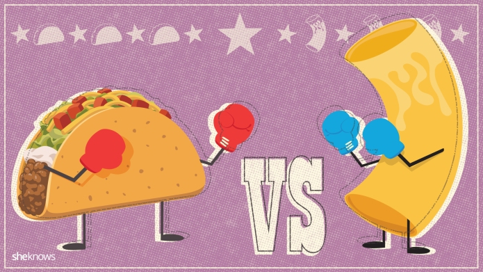 Taco Tuesday death match: Tacos vs.
