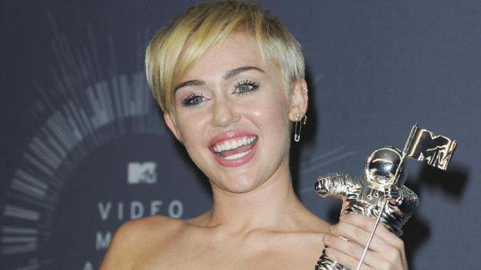 Miley Cyrus stands by her troubled