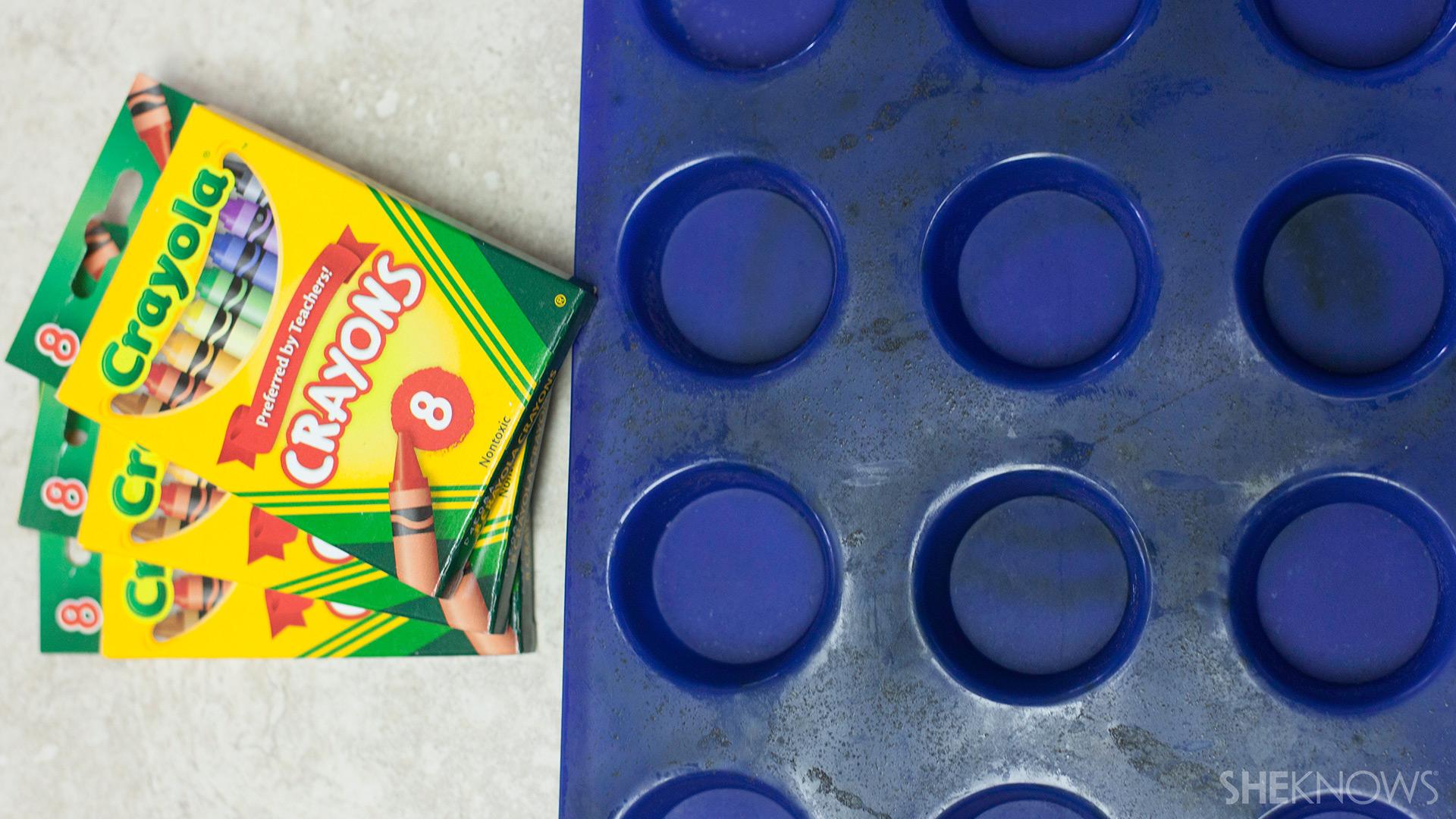 Toddler crayon | Sheknows.com - Supplies