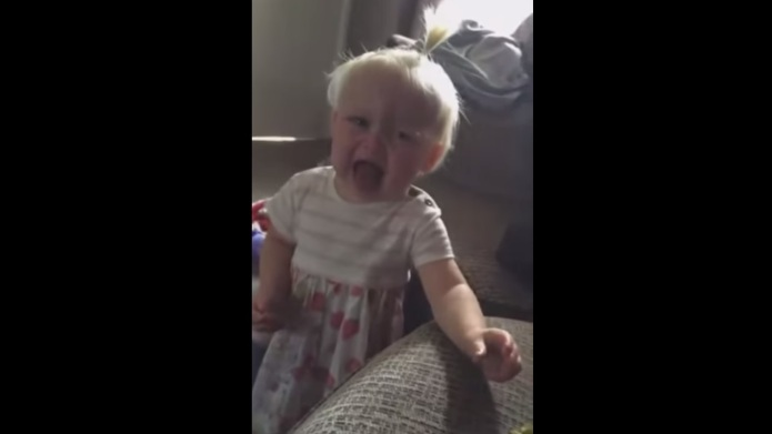 Letting your toddler eat a jalapeño