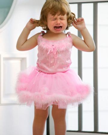 Toddler having a tantrum | Sheknows.com