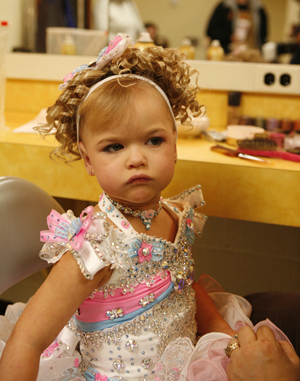 Toddlers and Tiaras continues to draw viewers