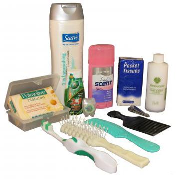Summer Camp Bathroom Kit