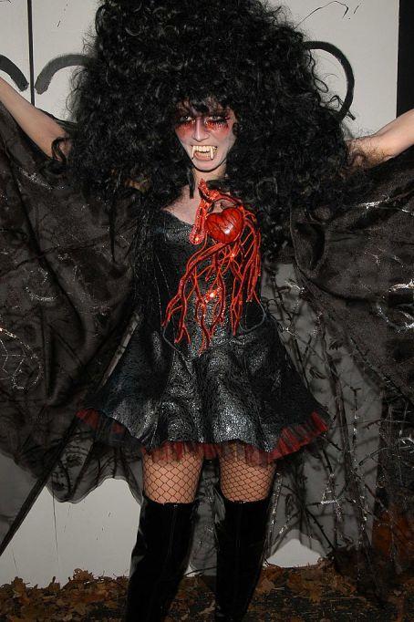 Heidi Klum's Halloween Costume: Vampire