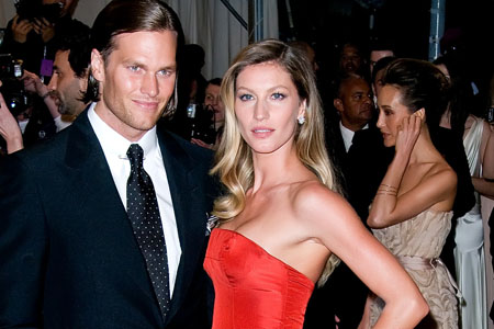 Tom Brady and Giselle Bundchen