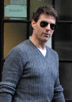 Tom Cruise in London