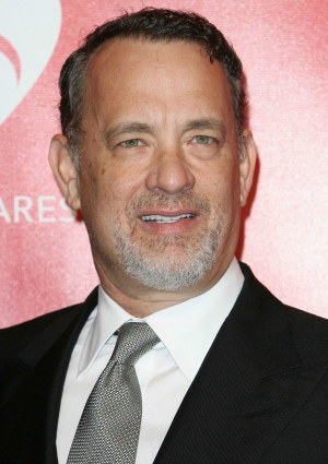 Tom Hanks at Los Angeles Convention Center