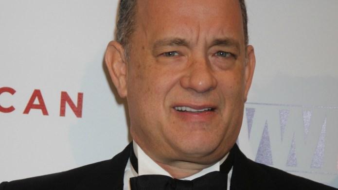 Tom Hanks has a bone to