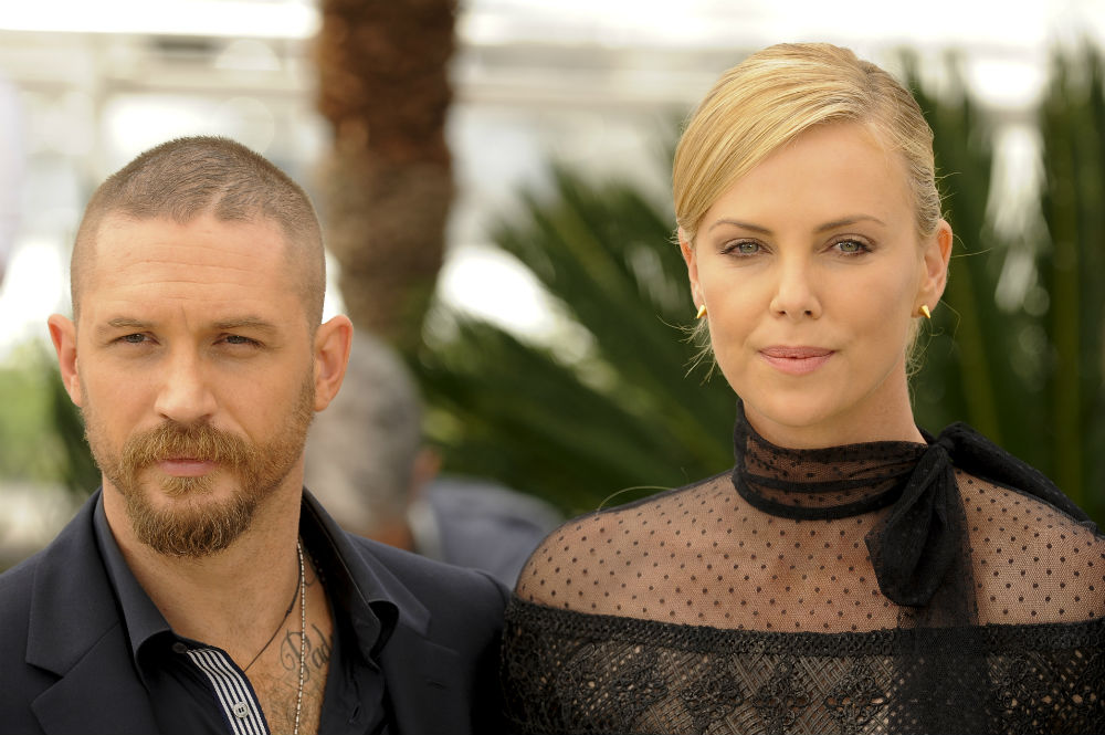 Tom Hardy is super intense about the things that matter most to him