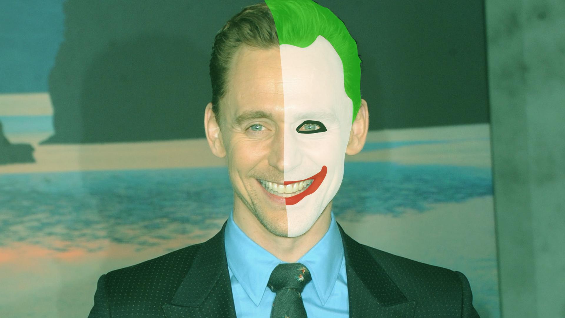 Tom Hiddleston Joker
