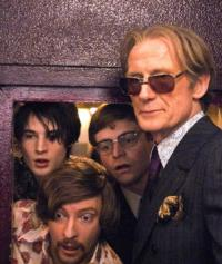 Bill Nighy and his Pirates