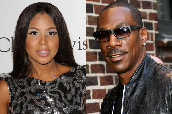 Toni Braxton and Eddie Murphy dating?